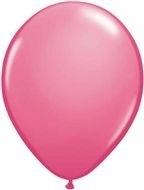 Kwaliteitsballon standaard - roze - 10 stuks