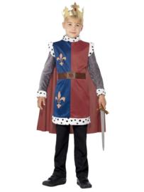 Koning arthur kostuum