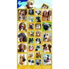 Sticker vel Dogs