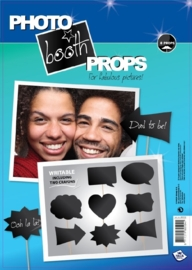 Foto booth props writable