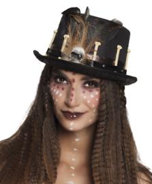 Voodoo hoed deluxe