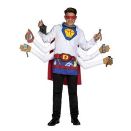 Super papa kostuum