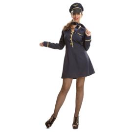 Sexy Stewardess jurkje