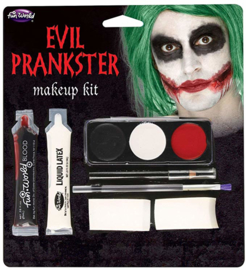 The Joker Make up set
