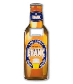 Bieropener Frank