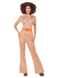 70's chickie jumpsuit