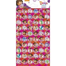 Sticker vel Dora (mini)