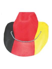 Cowboy hoed Duitsland
