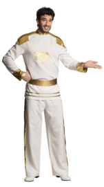 Prins harry kostuum