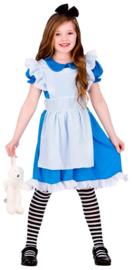 Classic storybook Alice kinderen kostuum