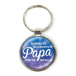 Luxe Sleutelhanger - Papa