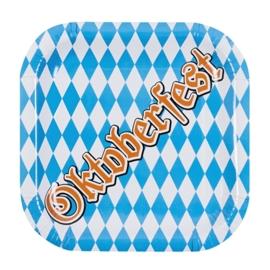 Oktoberfest bordjes
