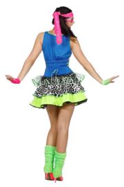 80's pop girl jurkje