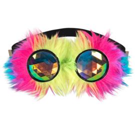 Partybril rave | rainbow