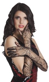 Handschoenen spider lang