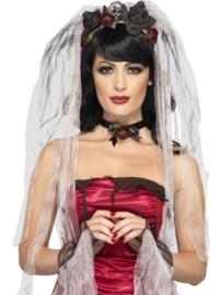 Gothic bruidsset