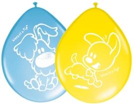 Ballonnen Woezel en Pip