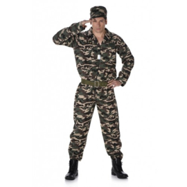 Camouflage Overall