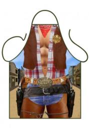 Schort cowboy