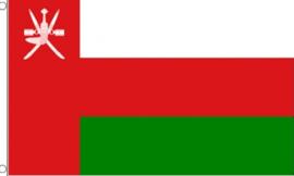 Oman vlag
