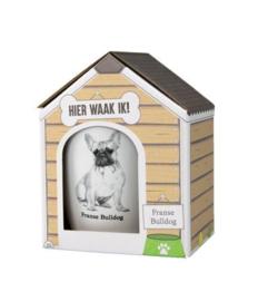 Dog mug - Franse Bulldog | Honden mok