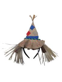 diadeem hoed Vogelverschrikker