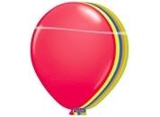 Neon ballonnen assortie 100 stuks