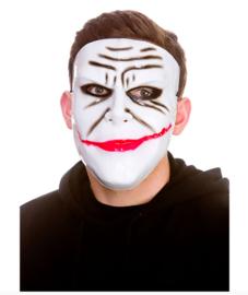 Evil prankster masker