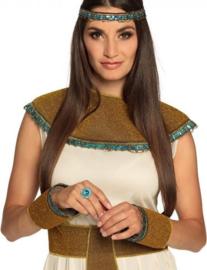 Ring egypte | turqoise