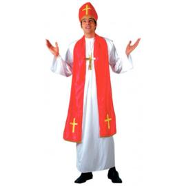 Deluxe kardinaal kostuum