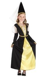 Middeleeuwse schone Isolde Lady jurk