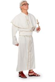 Paus kostuum deluxe