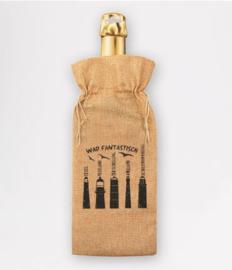 Bottle gift bag - Waddeneilanden