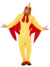 Kippen kostuum volwassen