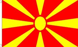 Macedonie vlag