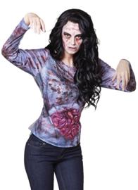 3D T-shirt Sick zombie