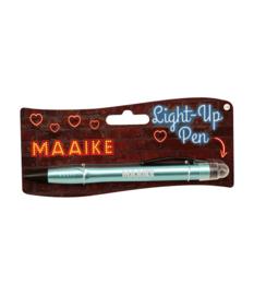 Light up pen - Maaike