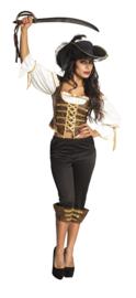 Pirate kostuum tempest
