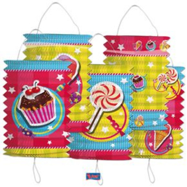 Candy lantaarns