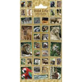 Sticker vel Wild Life