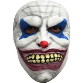 Evil zack Clown masker