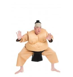 Sumo worstelaars kostuum