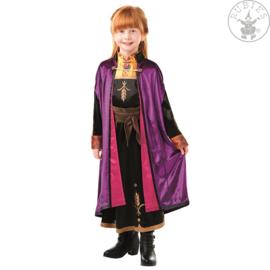 Anna Deluxe jurk Frozen 2 kind