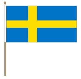 Zwaai vlaggetje Zweden