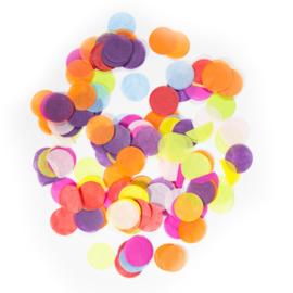 Confetti groot multicolor