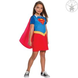 Supergirl klasiek kostuum