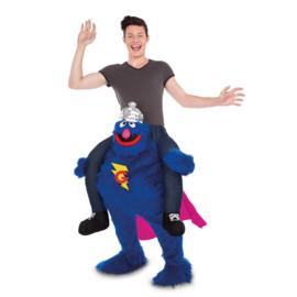 Carre me Grover kostuum ®