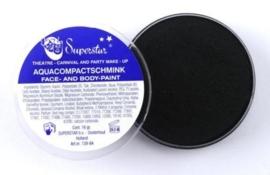 Superstar waterschmink zwart 16gr