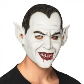 Latex hoofd Wittemasker Vampier |