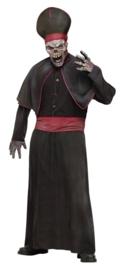 Hoge zombie priester Deluxe